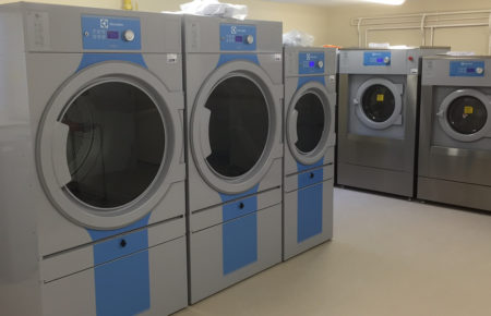 SIMPLIFY THE COMMERCIAL WASHING OPTIONS FOR HOUSING TENANTS