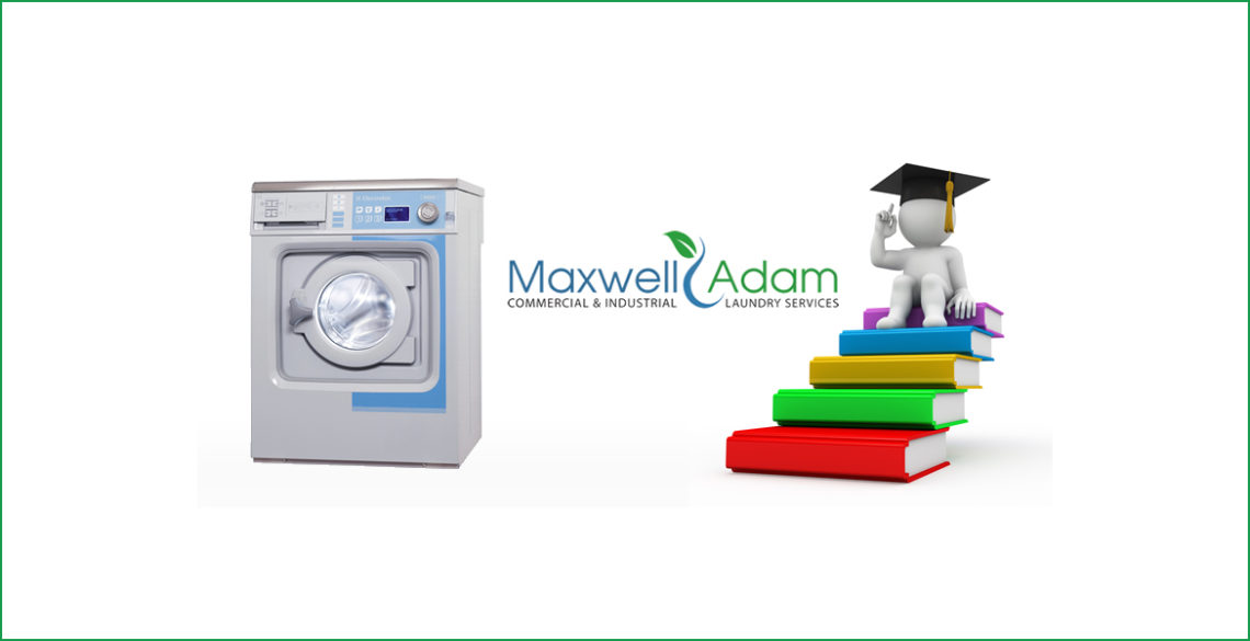 IS YOUR LAUNDRY AS WELL EDUCATED AS YOUR STUDENTS?
